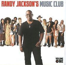 Randy Jackson's Music Club, Vol. 1 * by Randy Jackson (Bass/Producer) (CD, Mar-2