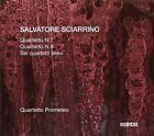 Sciarrino Quartetto Prometeo - String Quartets CD