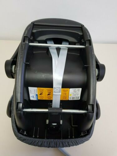 0-13 kg sparkling grey MA0109 GG Maxi Cosi Rock i-Size Gr 0+