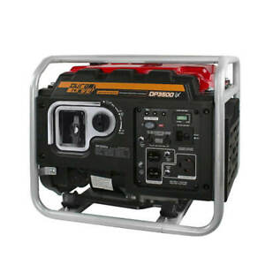 DuraDrive DP3500IX Portable Digital Gas-Powered Inverter Generator