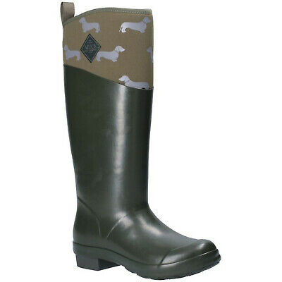 Attento Muck Boots Tremont Emily Wellington Women's Bond Stampa Weather Stivali-mostra Il Titolo Originale