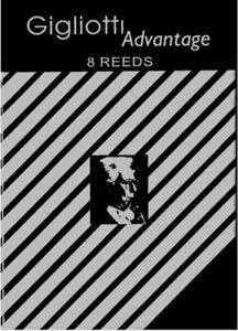 Gigliotti-Advantage-3-5-Alto-Saxophone-Reeds-Box-of-8-Reeds-BRAND-NEW