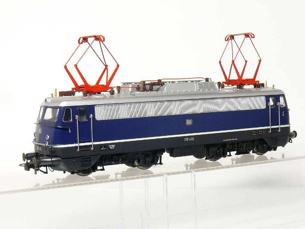 Liliput 110 23 11023 H0 Lok E-Lok  Elektrolok BR E 10 .3  DB   blau OVP