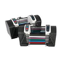 Powerblock Sport 2.4 Adjustable Dumbbells 1-11kgs (pair)