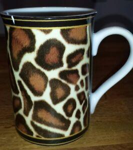 Koenitz-GIRAFFE-Becher-Kaffeebecher-Mug-NEU-Sammler