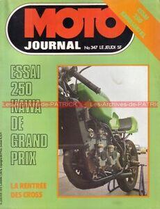 MOTO-JOURNAL-347-KAWASAKI-KR-250-KL-La-Cordillere-des-Andes-en-HONDA-CB-550-F