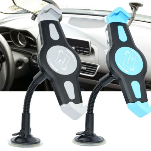 Universal Car Glass Mount Holder Stand For iPad Air 2 Pro 9.7 Samsung Galaxy Tab