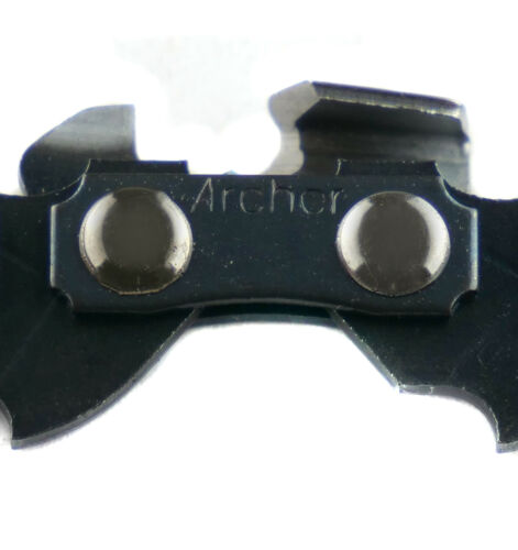 "4 x Archer Chainsaw Saw Chain Fits Black And Decker DN301 10/"""