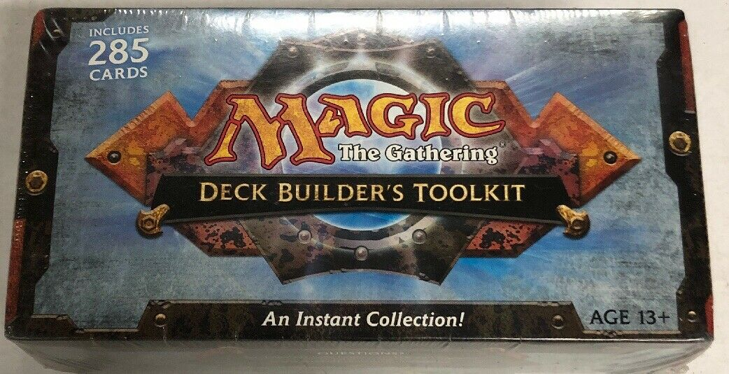 Magia The Gathering 2010 Baraja Builders Toolkit para Juego de Cartas Ccg MTG