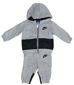 Schwarz 56c001 Nike Baby Anzug Kleidung Grau 042Ebay Set ...