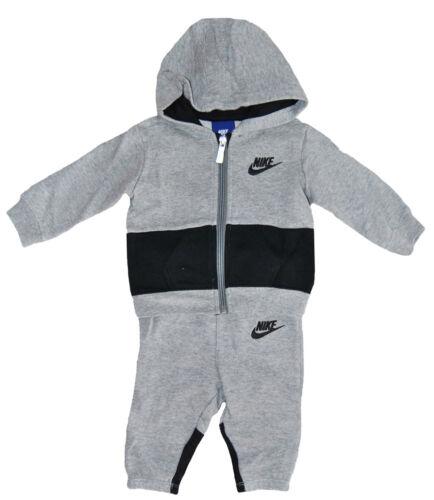 Nike Baby Anzug Kleidung Set Grau Schwarz 56C001-042 | eBay