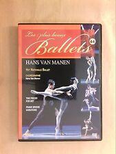 DVD BALLET / HANS VAN MANEN / HET NATIONALE BALLET / TRES BON ETAT
