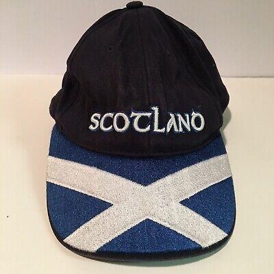 Scotland Baseball Cap with Adjustable Strap