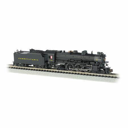 Bachmann BAC52853 N K4 4-6-2 w DCC & Sound Value, PRR Pre-War  5448