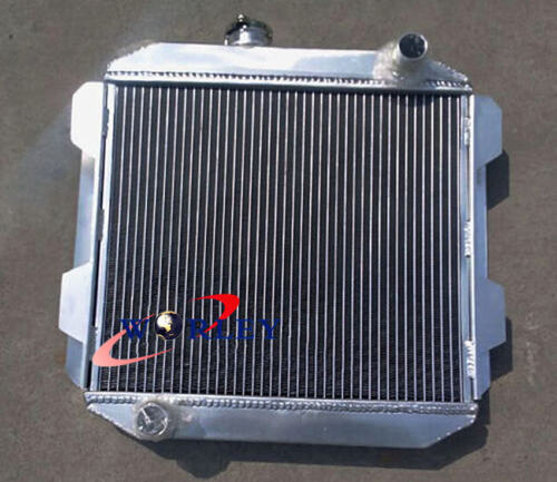 ALUMINUM RADIATOR /&FAN FORD CAPRI II MK1 2600//2800 V6 LHD 1971-1977 1976 1975