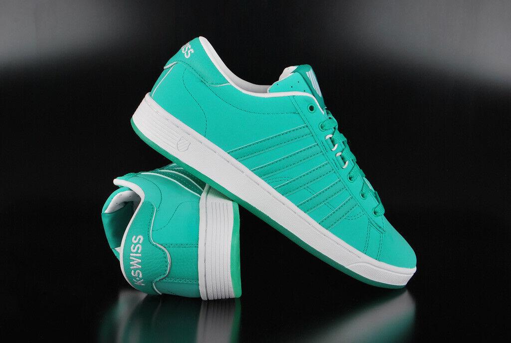K-swiss Hoke BNS CMF piscine vert blanc Baskets Chaussures de tennis