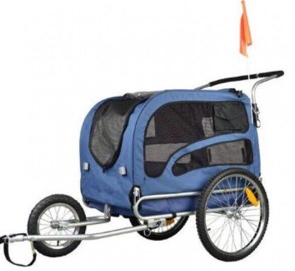 Rimor o Trasportino Passeggino gabbia box per auto per cani gatto XLarge