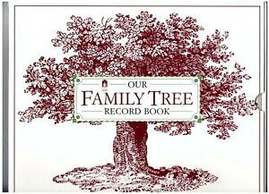Il-nostro-ALBERO-GENEALOGICO-RECORD-LIBRO-NUOVO-Covent-Garden-Books-storia-Lineage