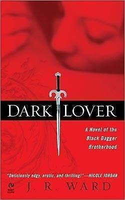 1 of 1 - Dark Lover by J. R. Ward (Paperback, 2005)