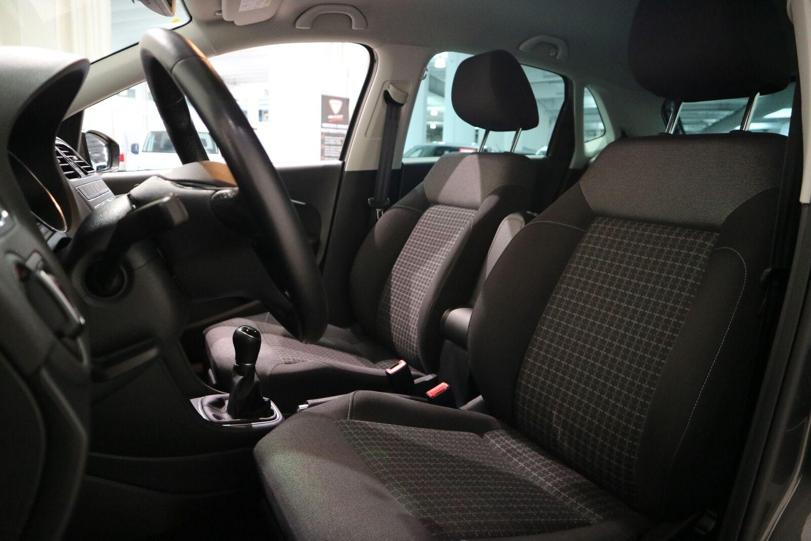 VW Polo 1,4 TDi 90 Comfortline BMT - billede 7