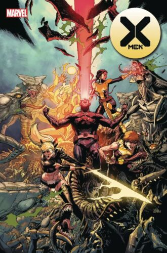 X-MEN #8 DX HICKMAN 3//11//2020 FREE SHIPPING AVAILABLE