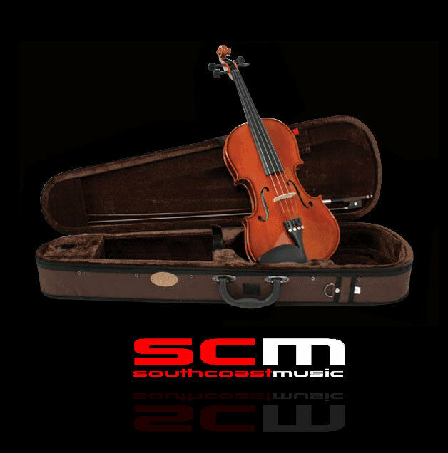 Stentor Student Standard S1334 Three Quarter 3 4 Viollin with Case, Bow & Rosin