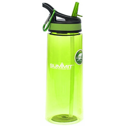Summit 700ml Water Bottle with Carabiner