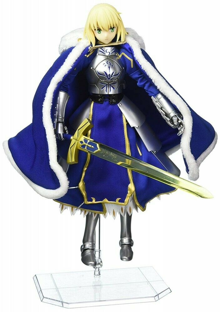 Fate Grand Order Saber Artoria Pendragon WF2016 Real Action Hero Figure Limited