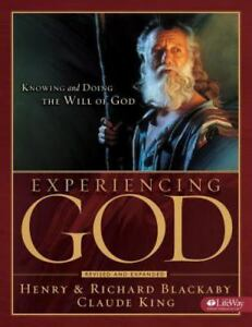 Experiencing-God-Knowing-and-Doing-the-Will-of-God-Bi
