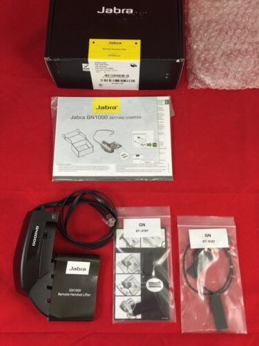 Jabra GN 1000 RHL Wireless Handset Lifter NEW In Original Box