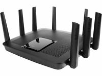 Linksys Ea9500 Max-stream Ac5400 Next Gen Mu-mimo Tri-band Smart Wi-fi Router Wi on sale