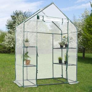 Mini Serre de Jardin pour couverture Tente de Plante PVC 3 étages ...