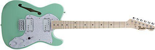 Fender MIJ Traditional '70s TelecasterR Thinline Maple Su rare EMS F S
