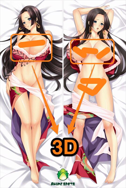 "41/""One Piece Trafalgar Law Dakimakura Pillow Case Cover Hugging Body 5099"