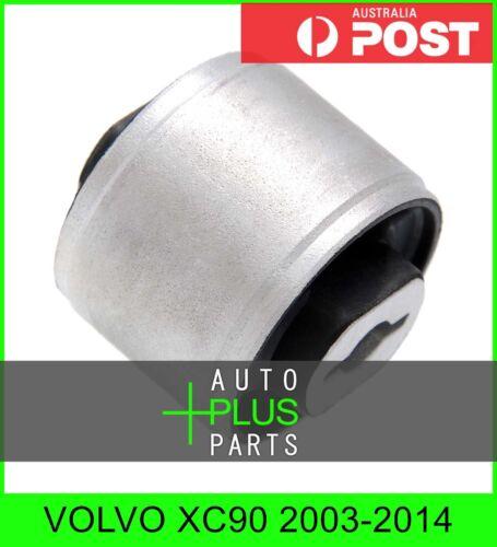 Rubber Suspension Bush Rear Arm Fits VOLVO XC90 2003-2014