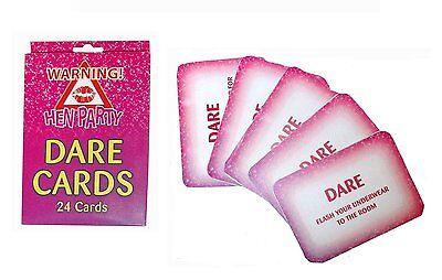 1 Confezione Di 24 Addio Al Nubilato Dare Biglietto Accessori C02804 Limpid In Sight