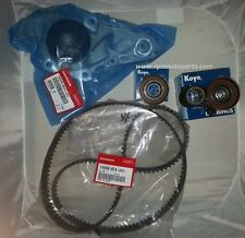 GENUINE TIMING BELT & WATER PUMP KIT & TENSIONERS HONDA/ACURA V6 FACTORY PARTS!