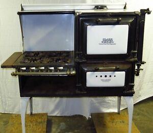 1920 39 s clark jewel vintage gas stove ebay. Black Bedroom Furniture Sets. Home Design Ideas