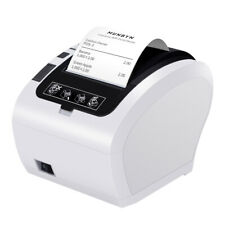 Mnuby 80mm Thermal Receipt Pos Thermal Printer With Auto Cutter Usb Ethernet