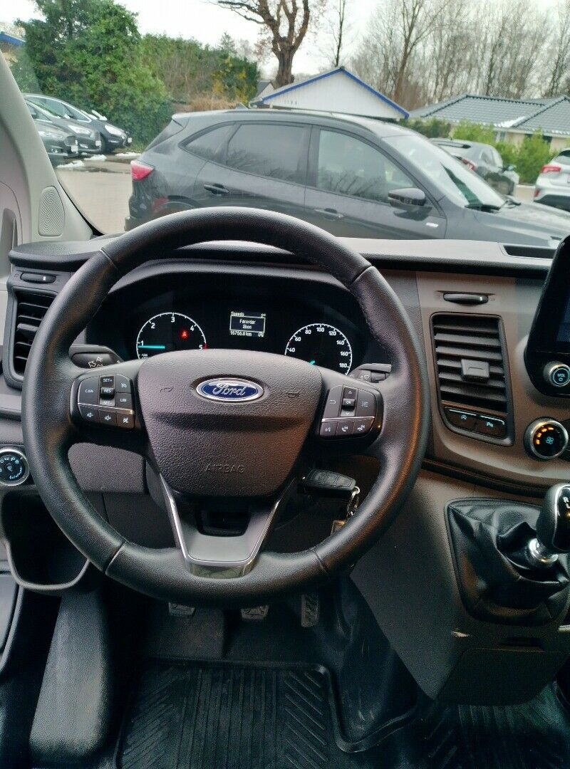 Ford Transit Custom 300L 2,0 TDCi 130 Trend - billede 11