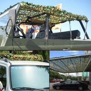 2x3M-3x5M-Camouflage-Jagd-Tarnnetz-Armee-Army-Tarnung-Camo-Hunter-Army-Military