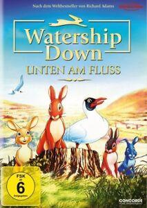 Watership Down-giù al fiume [DVD/Nuovo/Scatola Originale] dal romanzo di Richard Adam