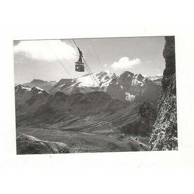 Ak Italien Südtirol Dolomiten Seilbahn Bergbahn Echt Foto Sehr guter Zustand