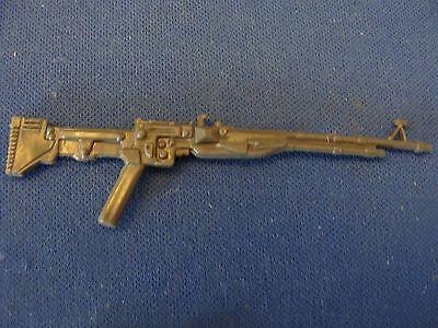 1986 Monkeywrench Rifle Great Shape Vintage Weapon//Accessory GI Joe JS