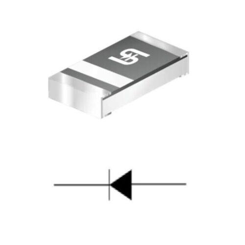 SMD-Universaldiode 1N4148 75V 100mA Bauform 0603 gegurtet