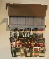 1000+ Bulk Magic The Gathering Cards MTG [Toy] New MtG Common and Uncommon 1050+
