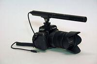 Pro Vm Sc Camcorder Video Mic For Canon Hr Hr10 Hfg10 Hfg20 Hfg30 Hf G10 G20 G30