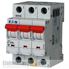 10A C-Char 3P Eaton 236422 Leitungsschutzschalter