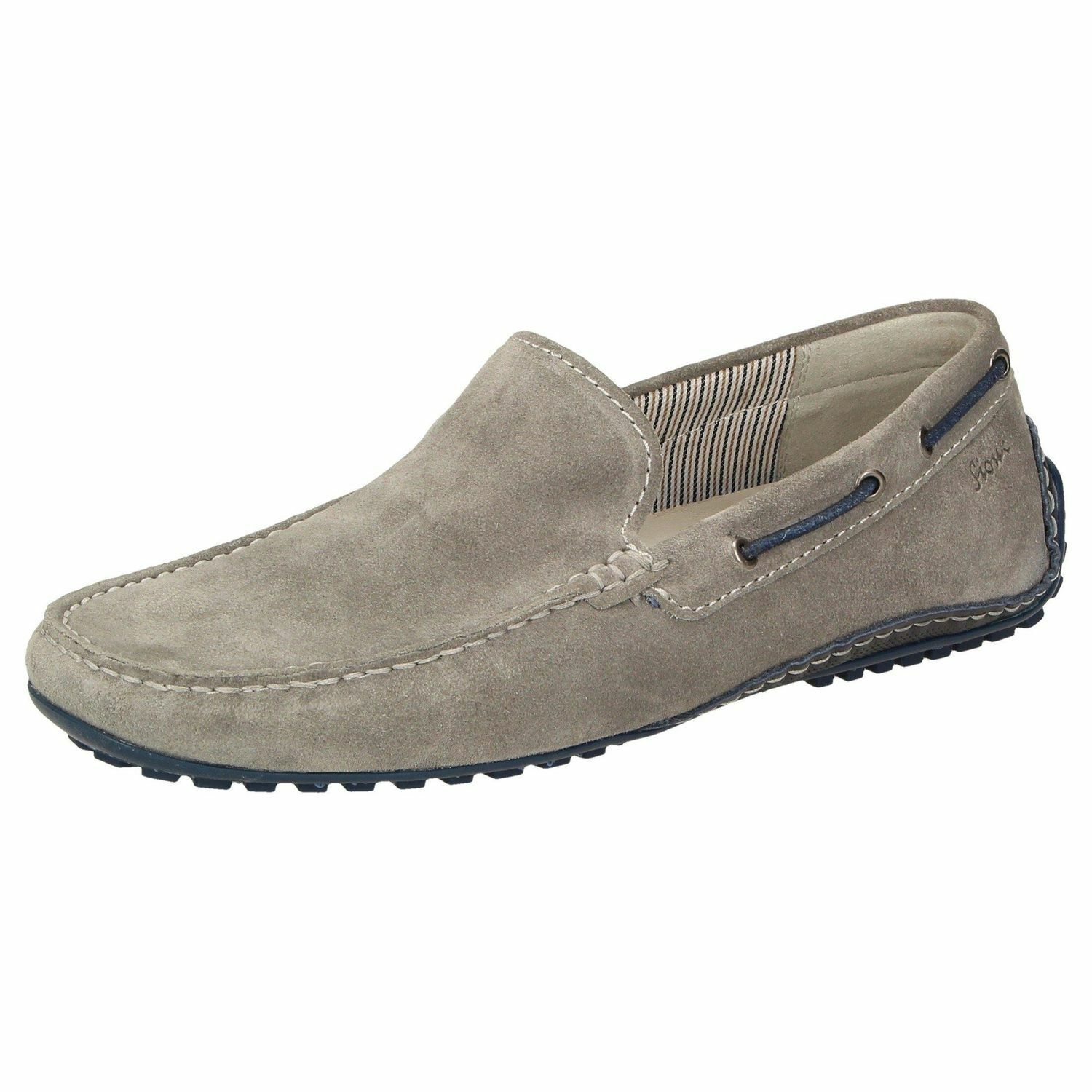 Callimo Slipper by SIOUX GERMANY 34719 MOKASSIN CALLIMO Piombo Night