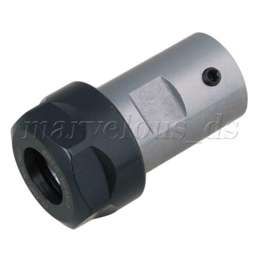 ER20 Collet Chuck Holder Motor Shaft Extension Rod Inner Hole 10mm Type A